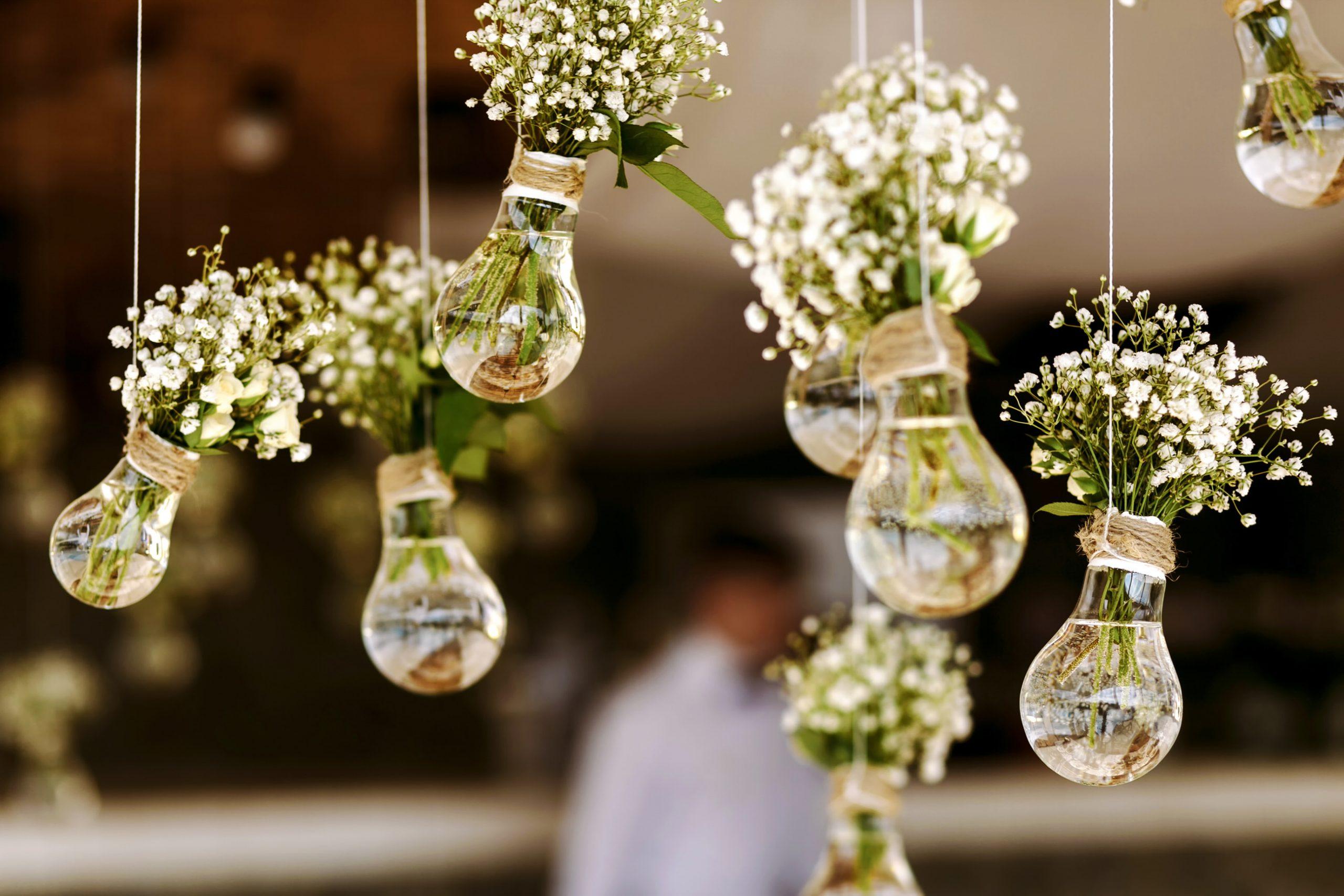 wedding flowers, decoration